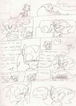 Comic Sonadow 1