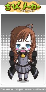 Emotion upset Nami