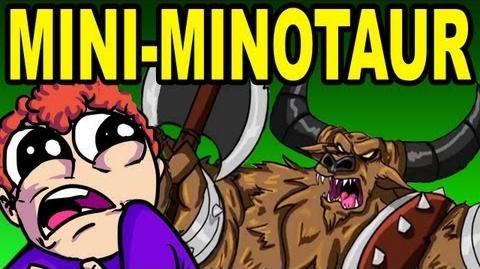 MINI MINOTAUR SONG (feat