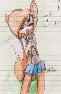 Cabi and Tails Doll