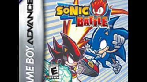Sonic Battle Music - Phi Battle