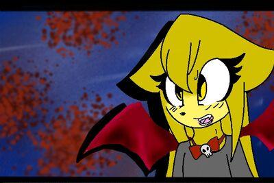 Vampire Queen idea