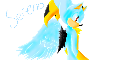 Sereno the Demon-Angel