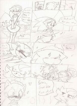 Comic Sonadow 3