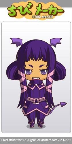 Faven the demon 2