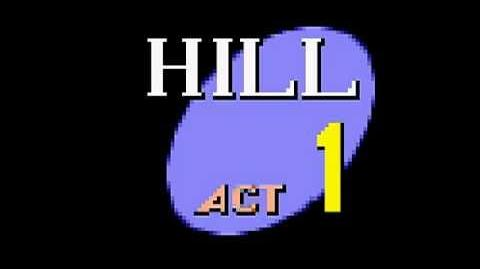 Sonic.exe - Hill Act 1