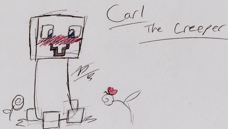 Carl the creeper 2