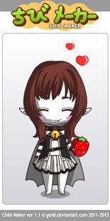 Vampire me 1