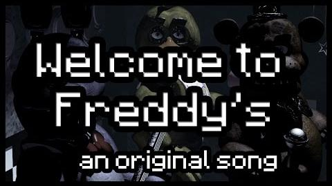 Welcome to Freddy's ft. Madame Macabre -Original Song-