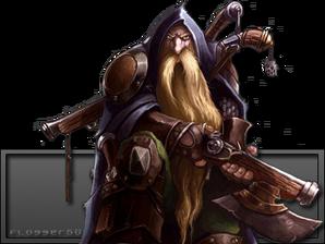 Dwarf hunter sig by floggersg