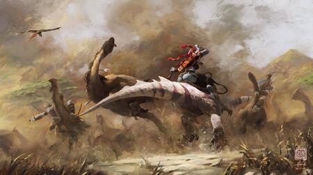 Hunting by 6kart-d7dqlcg