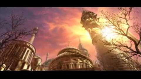 Warcraft III Cinematic The Destruction of Dalaran