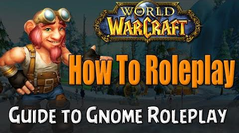 How To Roleplay a Gnome in World of Warcraft RP Guide-1