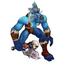 WotLK Ice Troll