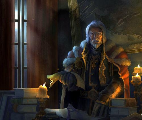 King genn greymane s war by 6kart-d5hd8bj