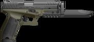 P270B Diablo Combat Block