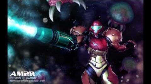 Genesis - Another Metroid 2 Remake (AM2R) - OST (Original Soundtracks)