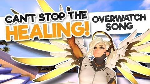 Instalok - Can't Stop The Healing -Overwatch- (Justin Timberlake - Can't Stop the Feeling PARODY)