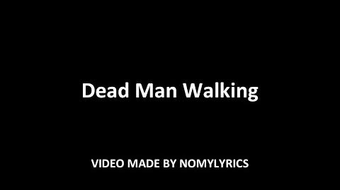 Nomy - Dead Man Walking