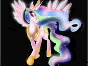 Princess Celestia ( Requested ) 600 450 q50