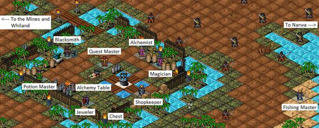 Rakblood Town