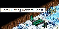 Rare Hunting Reward Chest