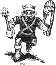 Goblin ADnD1 MM 47