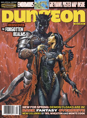 Dungeon 121 Cover