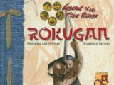 Rokugan Oriental Adventures Campaign Setting