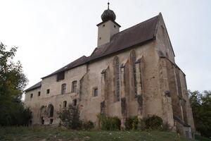 Kapelle Oberstockstall
