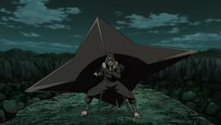Sarutobi Giant Shuriken
