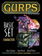 Gurps 4th characters cover