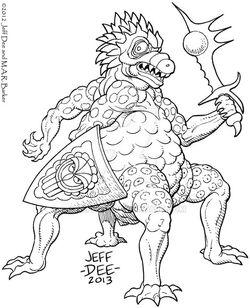 JeffDee Pachi Lei
