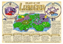 OPD Island of the Lizard God