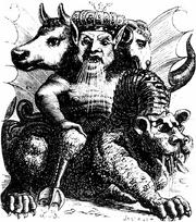 Asmodeus Dictionnaire Infernal