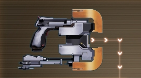 image dead space plasma cutter jpg rpg fandom powered by wikia