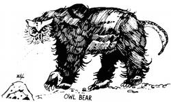 Owl Bear 0ed