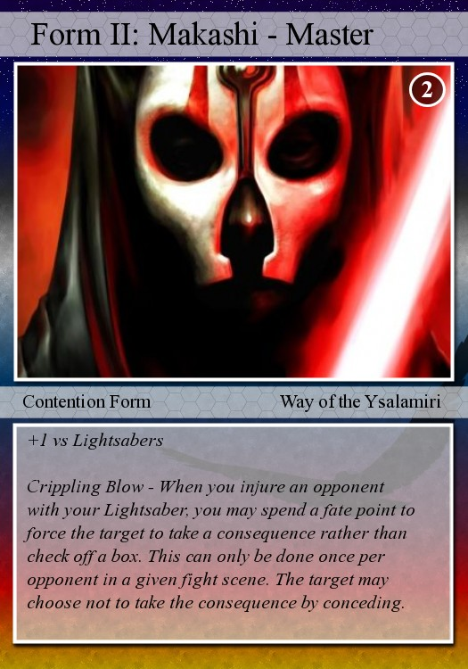 Lightsaber Combat Forms   RPG   FANDOM powered by Wikia