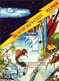 Metamorphosis Alpha 1976