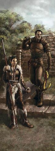 4e half-orcs