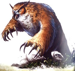 Owlbear PF