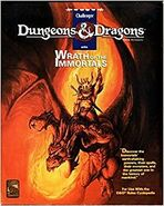 Wrath of the Immortals, boxed set