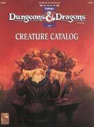 Creature Catalog 1993
