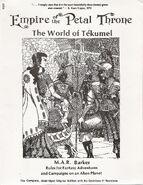 Petal Throne 1983