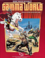 Gamma World Book