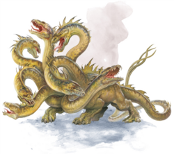 Hydra 5e