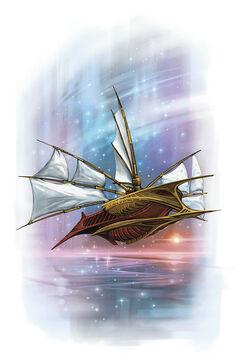 Astral ship MotP 89