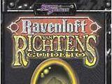 Van Richten's Guide to the Shadow Fey