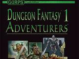 GURPS Dungeon Fantasy