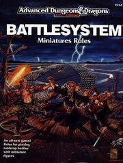 Battlesystem cover ADnD2